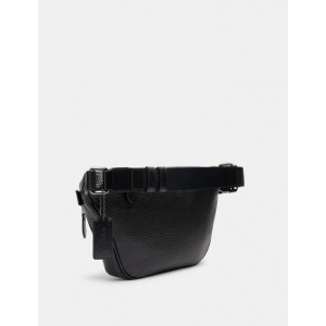 COACH GRADE BELT BAG (QB/BLACK) - ESTIMATED TIME ARRIVAL (ETA) 26 APRIL 2021