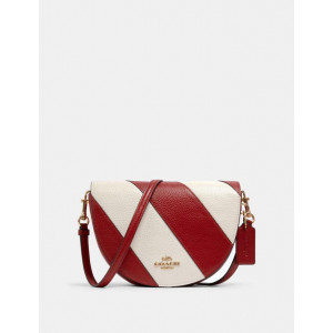 COACH ELLEN CROSSBODY (IM/1941 RED/CHALK)