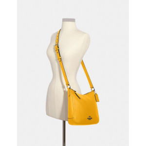 COACH ELLIE FILE BAG (QB/OCHRE)