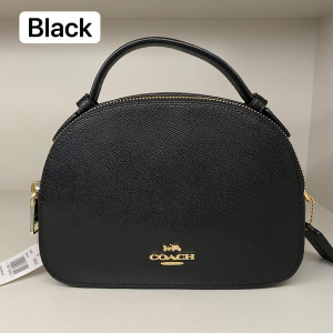 COACH SERENA SATCHEL (IM/BLACK)