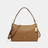 COACH MIA SHOULDER BAG (SADDLE)