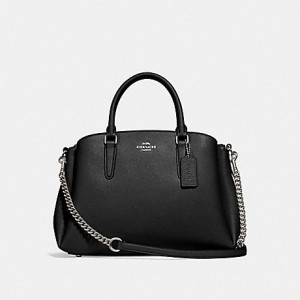 COACH SAGE CARRYALL (BLACK)