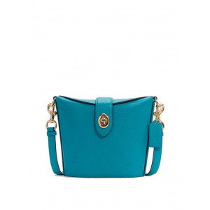 COACH ADDIE CROSSBODY (IM/TEAL)