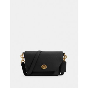 COACH KARLEE CROSSBODY (IM/BLACK)
