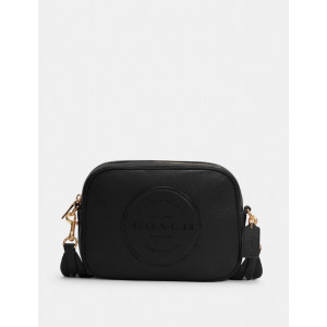 COACH DEMPSEY CAMERA BAG WITH PATCH (IM/BLACK)