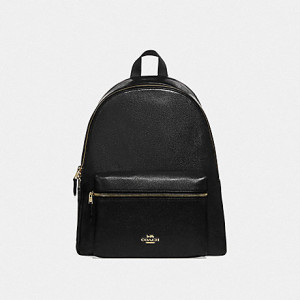 COACH CHARLIE BACKPACK (IM/BLACK)	- ETA (ESTIMATED TIME ARRIVAL) MALAYSIA 26TH OCTOBER