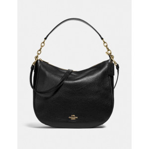 COACH ELLE HOBO (BLACK)
