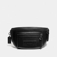 COACH TERRAIN BELT BAG (BLACK)