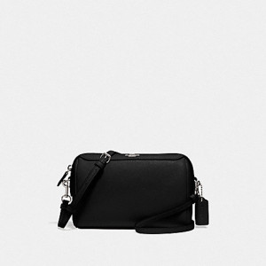COACH BENNETT CROSSBODY (IM/BLACK)