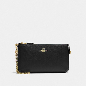COACH LARGE WRISTLET (IM/BLACK)