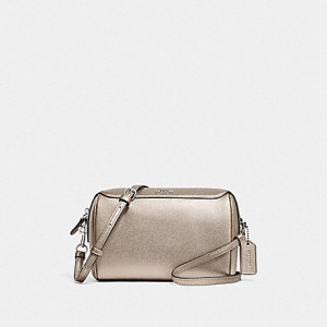 COACH BENNETT CROSSBODY ( SV/PLATINUM)