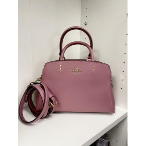 COACH MINI LILLIE CARRYALL (IM/ROSE)