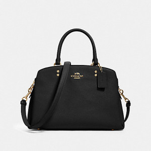 COACH LILLIE CARRYALL (IM/BLACK)