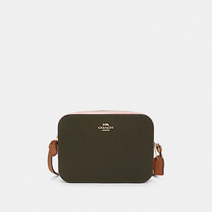 COACH MINI CAMERA BAG (IM/CANTEEN MULTI)