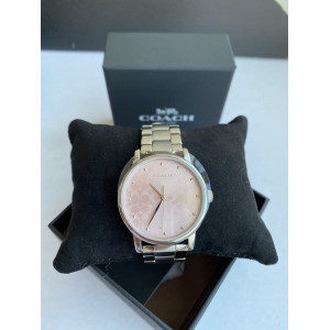 COACH WOMEN GRAND WATCH SILVER (14503406)