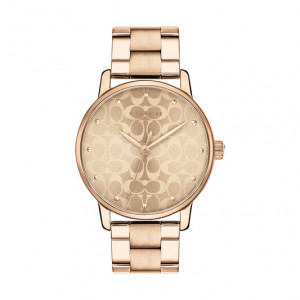 COACH WOMEN GRAND WATCH ROSE GOLD (14503407)
