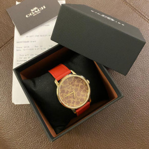 COACH LADIES WATCH 14503408