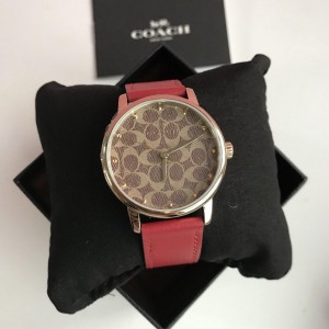 COACH LADIES WATCH 14503408 (RED)