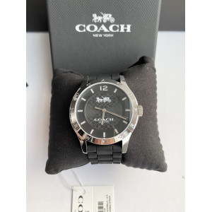 COACH MADDY WATCH (BLACK)