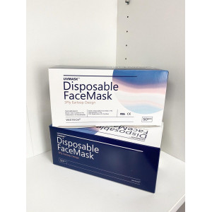 ADD ON - FACE MASK UVMASK WISTECH (PURCHASE WITH PURCHASE - PWP)