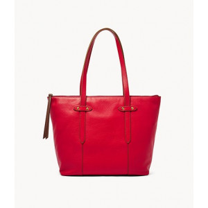 FOSSIL Felicity Tote (RED)