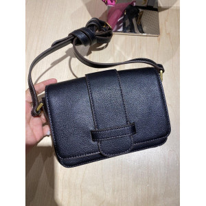FOSSIL Mandy Small Crossbody (BLACK)
