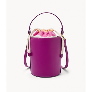 FOSSIL Courtney Bucket Bag (PINK)