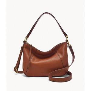 FOSSIL SKYLAR CROSSBODY (BROWN)