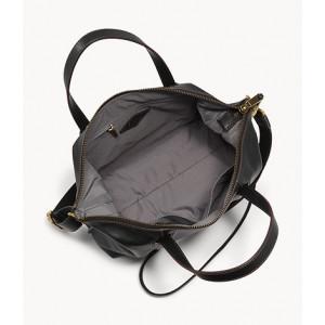 PRE ORDER - FOSSIL SKYLAR SATCHEL BAG (BLACK)