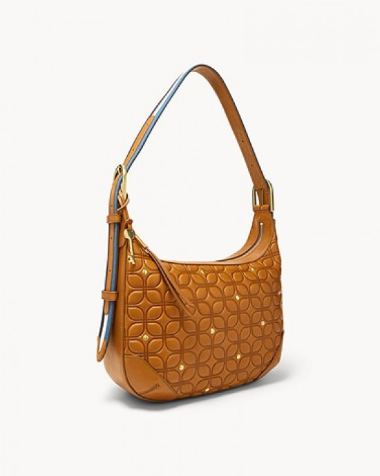 FOSSIL Hannah Hobo (BROWN)