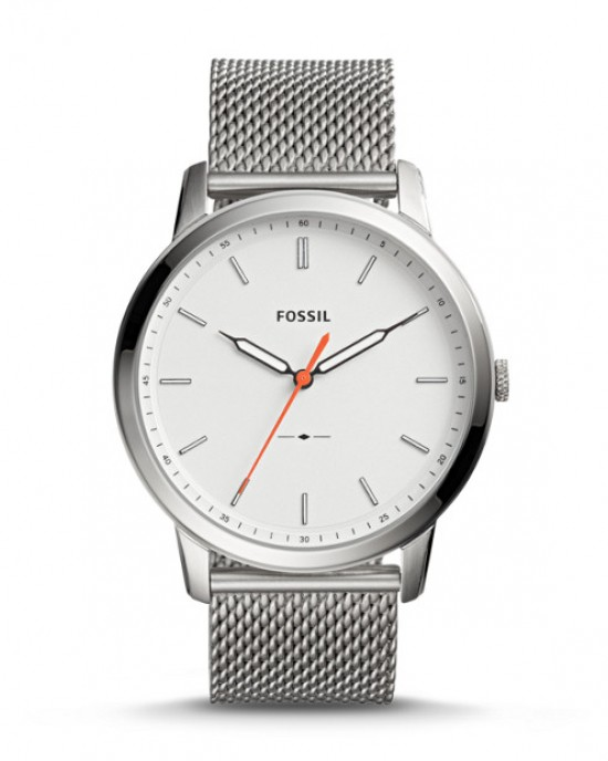 FOSSIL WATCH MD RD SS WHT FS5359