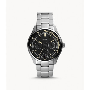 FOSSIL Belmar Multifunction Stainless Steel Watch (FS5575)