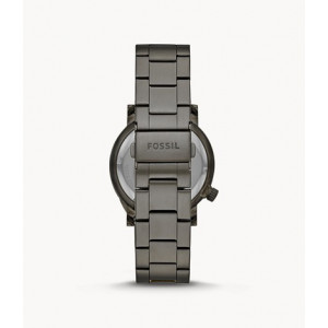 FOSSIL Barstow Three-Hand Stainless Steel Watch (FS5508)