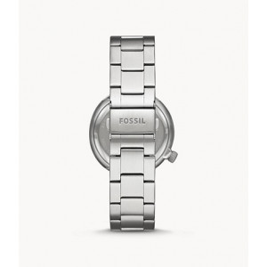 FOSSIL Barstow Three-Hand Stainless Steel Watch (FS5509)