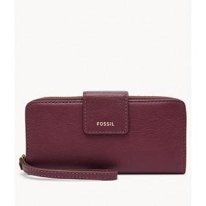 FOSSIL Madison Zip Clutch (FIG)