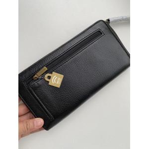 FOSSIL Jori RFID Flap Clutch (BLACK)