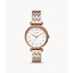 FOSSIL Tillie Three-Hand Two-Tone Stainless Steel Watch (BQ3523)