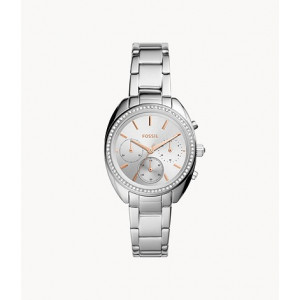 FOSSIL Vale Chronograph Stainless Steel Watch (BQ3657)