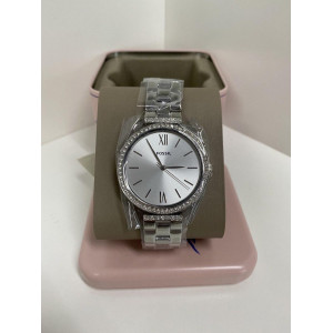 FOSSIL Madeline Quartz Crystal Silver Dial Ladies Watch (ES4539)