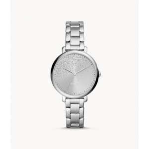 FOSSIL Jacqueline Three-Hand Stainless-Steel Watch (ES4776)