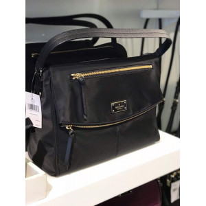 KATE SPADE LYNDON WILSON ROAD (BLACK)
