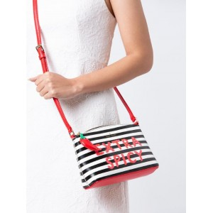 KATE SPADE MILLIE EXTRA SPICY (BLACK MULTI)