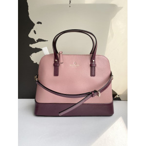 KATE SPADE GRAND STREET COLORBLOCK SMALL RACHELLE (DUSTYPINK MULTI)