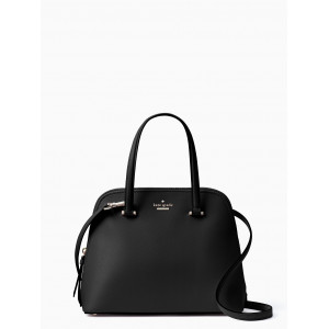 KATE SPADE PATTERSON DRIVE MEDIUM DOME SATCHEL (BLACK)