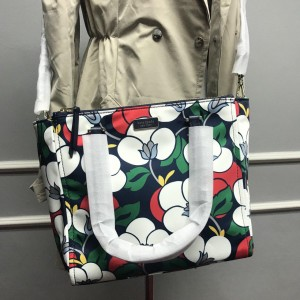 KATE SPADE MEDIUM SATCHEL DAWN (BREEZY FLORAL)