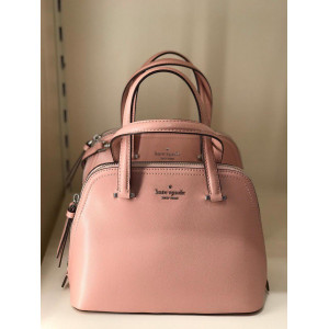 KATE SPADE SMALL DOME SATCHEL PATTERSON DRIVE (ROSYCHEEKS)