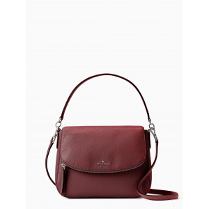 KATE SPADE JACKSON MEDIUM FLAP SHOULDER BAG (CHERRY) - ETA (ESTIMATED TIME ARRIVAL) MALAYSIA  9 FEBRUARY