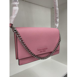 KATE SPADE CAMERON MONOTONE CONVERTIBLE CROSSBODY (BRIGHT CARNATION)