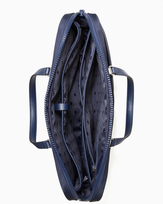 KATE SPADE JAE LAPTOP BAG (NIGHT CAP)