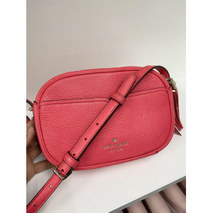 KATE SPADE KOURTNEY CAMERA BAG (STOPLIGHT)